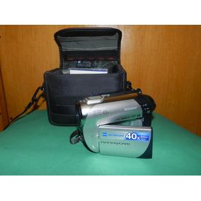 Cámara De Video Sony Handycam Dcr-dvd608e