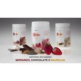 Hinode Shake H+ Sabores Morango, Chocolate Ou Baunilha