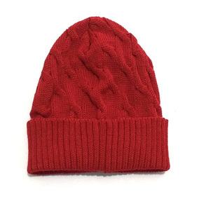 Boina Croche Vermelha Toucas - Acessórios da Moda Femininas no ... fbb585053f1