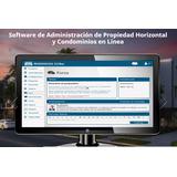 Software Administración Barrios Cerrados Y Edificios