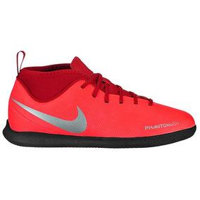Tenis Deportivo Nike Phantom Niño Ic Tobillo Sint K29888 Dtt