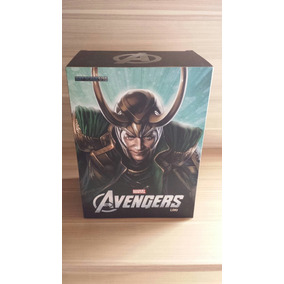 Estatua Loki 1/10 Iron Studios Marvel Original