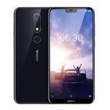 Celular Nokia X6 4gb 64gb 6.1 Plus - Pronta Entrega ! Top !