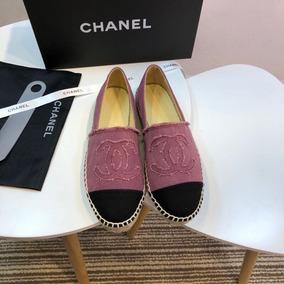 Chanel Sapato Alpargatas Feminina - Cc002