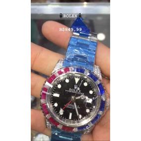 7719c3fb65f Relogio Rolex Esportivo Replica Aaa - Joias e Relógios no Mercado ...