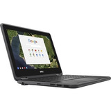 Dell - 2-in-1 11.6 Touch-screen Chromebook - Intel Celeron