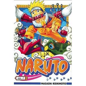 Mangá Naruto Panini Coleção Completa 1 Ao 72