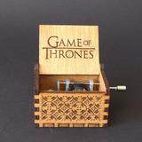 Caja Musica Musical Got Juego De Tronos Game Of Thrones