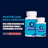 Master Lion Suplemento 100% Natural
