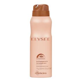 Elysée Desodorante Antitranspirante Aerosol, 75g