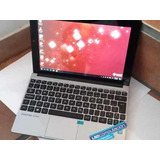 Notebook Tactil 2 En 1 Led 10,1 Hdmi 4 Nucleos 2gb 32gb Ssd