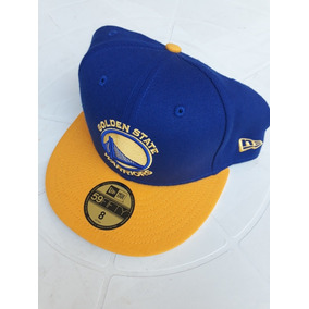 Boné Nba New Era Golden State Warriors Tamanho 8 64082e2ccf6