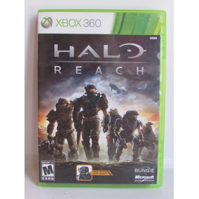 Halo Reach Game Xbox 360 Original E Completo Americano Ntsc