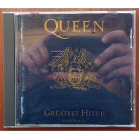 Queen Greatest Hits 2 (1991) Cd Orig Import 1ra Ed Europe