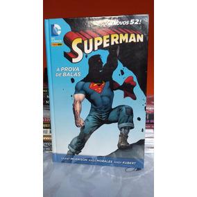 Superman A Prova De Balas Panini