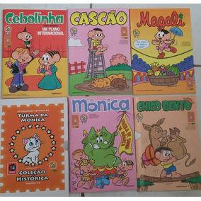 Turma Da Mônica Coleção Histórica Volume 34