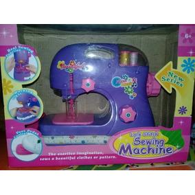 Maquina De Coser De Juguete Para Niñas