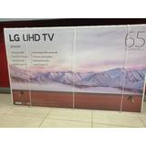 Pantalla Lg 65 4k Hdr Smart Tv Nueva!! Grupo Villa