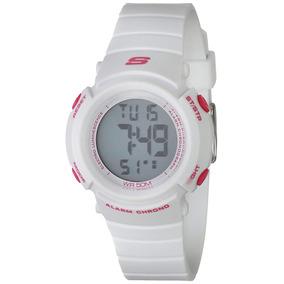 Skechers - Reloj Sr2058 Digital Multifunción Para Mujer