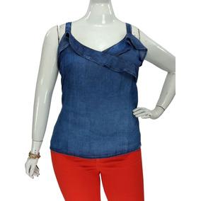 Bata Jeans Plus Size Feminina Estonada Cambos Roupa Feminina