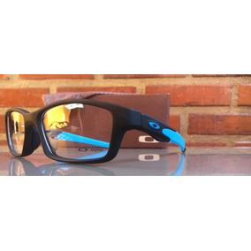 Armação Oakley Crosslink Azul Escura Oculos Para Grau - Óculos no ... 8530ccba37