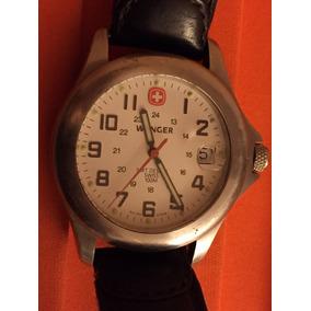 Reloj Wenger ,diseño Smt ,suizo, Cuarzo 100m