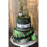 Tortas Tematicas Fortnite Battle Royale -- Pedidos Express!