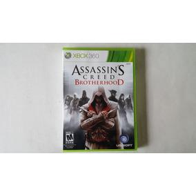 Assassins Creed Brotherhood - Xbox 360 - Original