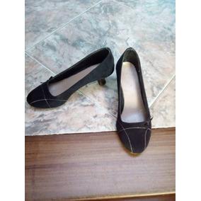 Zapatos Bajos De Gamuza Para Mujeres - Zapatos Mujer en Mercado ... 33248512f79c3