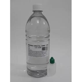 Resina Poliester Cristal