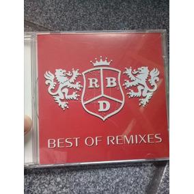 Cd Rbd Best Of Remixes
