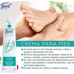 Just Pedicream