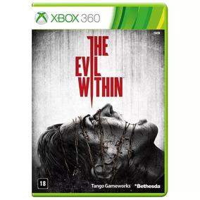 The Evil Within - Xbox 360 - Mídia Física Lacrado