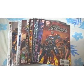 Marvel Dark Avengers Completa (import.) - 1 A 16 + Annual