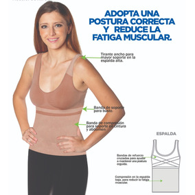 Camiseta Modelador Para Vestidos Pegados