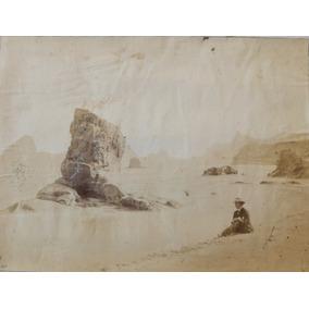 George Leuzinger - Pedra De Itapuca Foto 1867