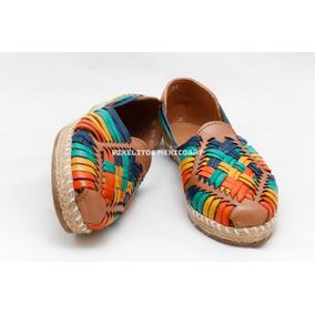 Zapato Artesanal Mexicoart