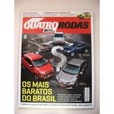 Revista Quatro Rodas - Ano 55 Nº 675 - Out 2015 - Baratos