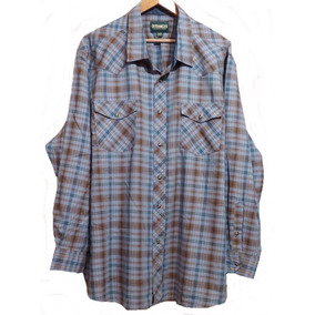 Camisa A Cuadros Xxxl Big Outdoorlife