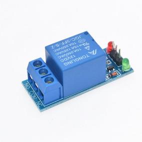 Arduino Modulo Relé 1 Canal 12v Relay Automação