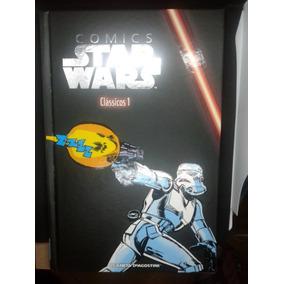 Hq Capa Dura Star Wars Clássicos 1 Planeta De Agostini