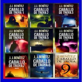 Colección 34 Jj Benitez + Regalos Pdf Caballo De Troya