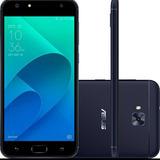 Smartphone Asus 64 Gigas 4 Ram, Zero Na Caixa E Nota Fiscal