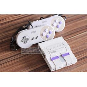 Super Nintendo Mini 8 Mil Jogos 2 Controles Envio Imediato!