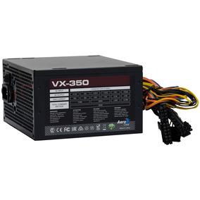 Fonte Real Gamer Atx 350w Real Aerocool Vx-350