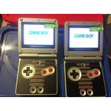 Gameboy Advance Sp Ags 101 Edicion Nes