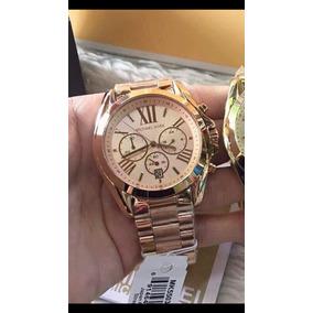 b9ec88b5444bf Relogio Michael Kors Rose 5503 - Relógios no Mercado Livre Brasil