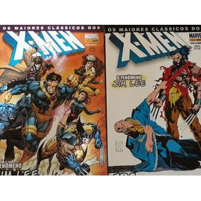 Os Maiores Classicos X-men Jim Lee