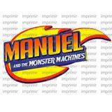 Logos Personalizados Blaze And The Monster Machine