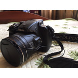 Camara Nikon Coolpix P600 Full Hd (vendo O Cambio)
